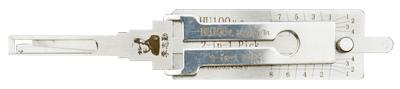 HU100 Original Lishi Tool