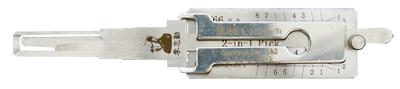 HU66 Ver.3 Original Lishi Tool
