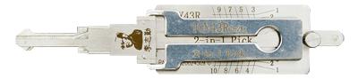 TOY43R Original Lishi Tool