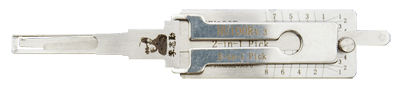 HU100R V.3 Original Lishi Tool