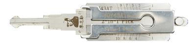 TOY43AT Dr/Bt Original Lishi Tool
