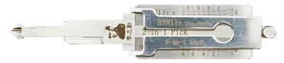 HYN11 V.3 Original Lishi Tool