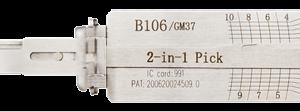 B106-GM37 2-In 1