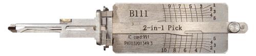 B111 2-In 1