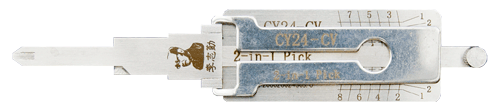 CY24-CV 2-In-1