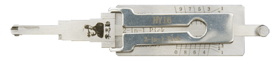 HY16 Original Lishi Tool