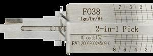 F038 2-In-1